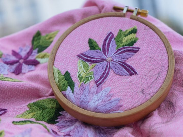 Introduction to Embroidery as a Modern Art Form