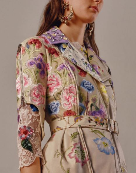 Embroidery jacket inspiration