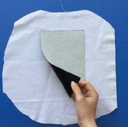 how to place a carbon paper