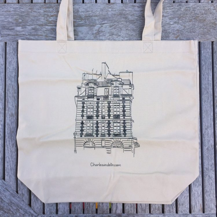 Place Dauphine Tote Bag