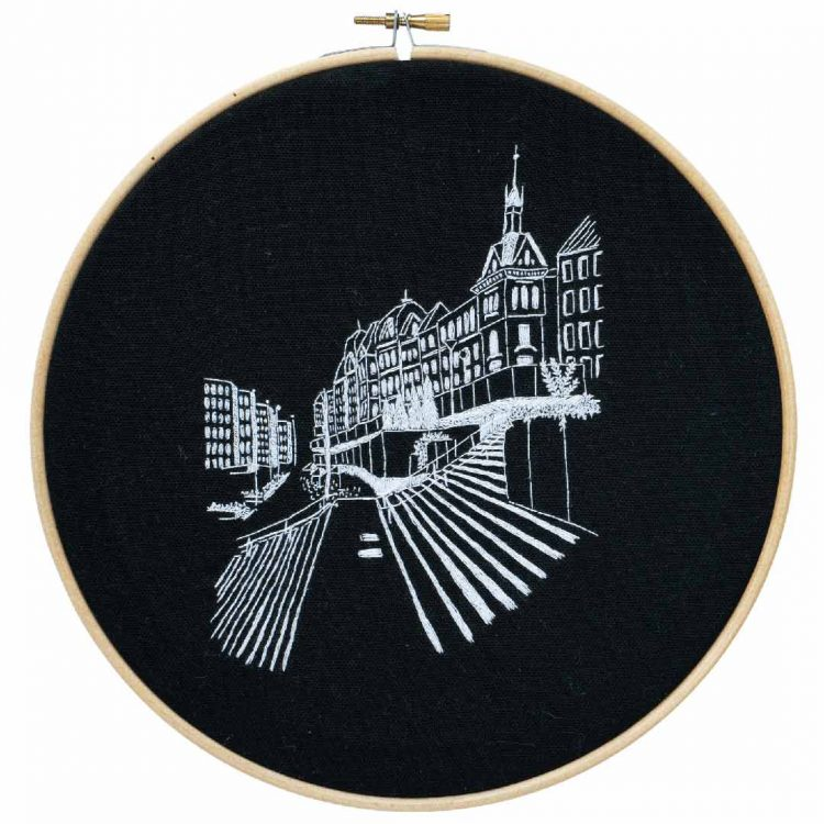 Hand Embroidery Oslo Norway