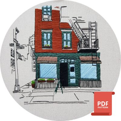 Greenwhich-Village-NewYork-Charles-and-Elin-Pattern